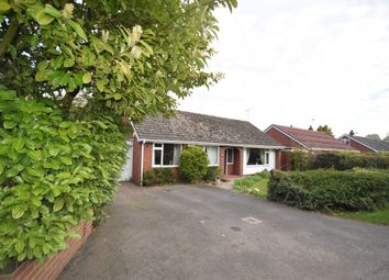Thumbnail 4 bed detached bungalow for sale in Heathwood Road, Higher Heath, Whitchurch