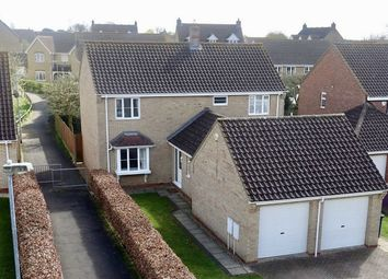 Thumbnail 4 bed detached house for sale in Beech Close, Warboys, Huntingdon