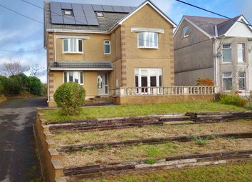 Thumbnail 6 bed detached house for sale in Plas Gwyn Road, Penygroes, Llanelli
