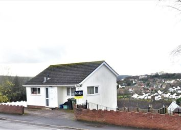 4 bed detached house for sale in Higher Coombe Drive, Teignmouth, Devon TQ14