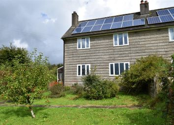 Thumbnail 3 bedroom semi-detached house for sale in Parkham, Bideford