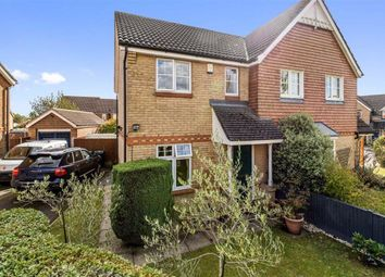 2 bed semi-detached house for sale in Raymond Fuller Way, Kennington, Ashford TN24