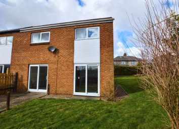 Thumbnail 2 bed end terrace house for sale in The Cordwainers, Alnwick, Northumberland