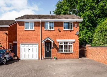 4 bed detached house for sale in Hopton Meadow, Heath Hayes, Cannock, Staffordshire WS12