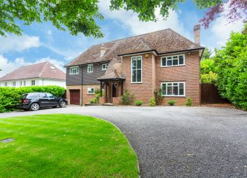 Thumbnail 5 bed detached house for sale in Woodhill Avenue, Gerrards Cross, Buckinghamshire