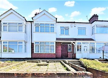 Thumbnail 3 bed terraced house for sale in Kingsmead Avenue, Kingsbury