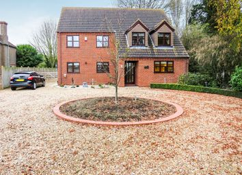 Thumbnail 3 bed detached house for sale in High Road, Guyhirn, Wisbech