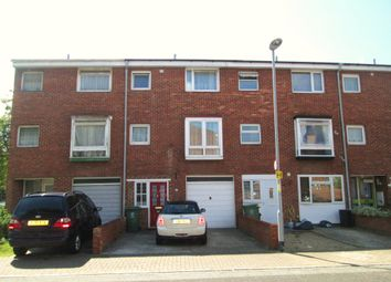 Thumbnail 4 bed town house to rent in Highfield Road, Portsmouth
