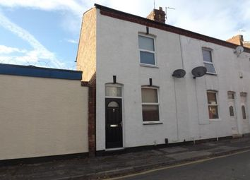 Thumbnail 2 bed end terrace house for sale in Turton Street, Golborne, Warrington, Greater Manchester