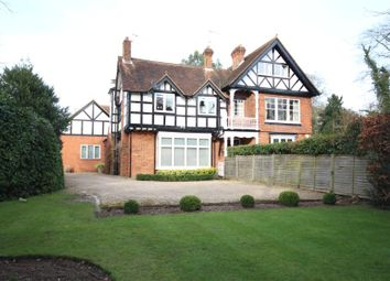 Thumbnail 4 bed detached house to rent in Woburn Hill, Addlestone