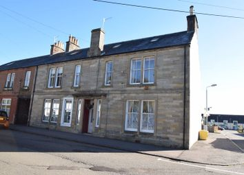 Thumbnail 3 bed flat for sale in Station Road, Biggar
