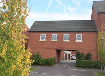 Thumbnail 2 bed flat for sale in Templar Road, Ashby De La Zouch