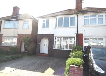 Thumbnail 3 bed semi-detached house for sale in Middlefield Road, Hoddesdon