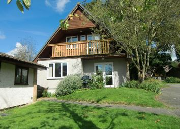Thumbnail 3 bed mobile/park home for sale in 120 Hengar Park Villa, Hengar Manor Country Park, St Tude, Bodmin, Cornwall