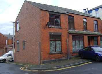 Thumbnail 3 bed flat for sale in Norris Street, Bolton
