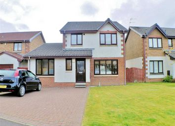 Thumbnail 4 bed detached house for sale in Cheviot Crescent, Linsdayfield, East Kilbride
