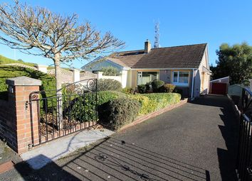 Thumbnail 2 bed semi-detached bungalow for sale in Cardigan Road, Eggbuckland, Plymouth