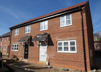 Thumbnail 2 bed semi-detached house for sale in Marton Road, Long Itchington, Southam