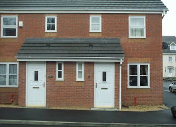 Thumbnail 2 bed end terrace house to rent in Carter Close, Swindon