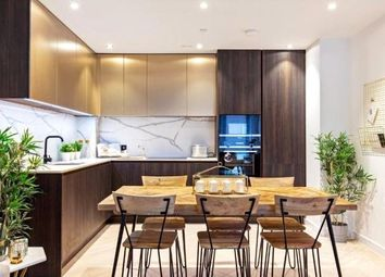 Thumbnail 2 bed flat for sale in A601, 10-20 Dock Street, London