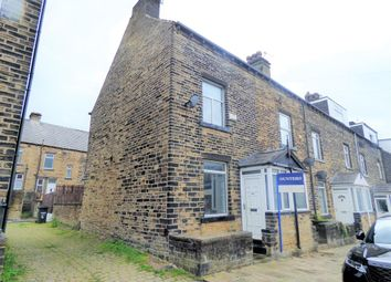 Thumbnail 2 bed end terrace house for sale in Woodside Place, Boothtown, Halifax