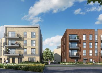 Thumbnail 2 bed flat for sale in Off Long Road, Trumpington, Cambridge