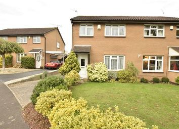 Thumbnail 3 bed semi-detached house for sale in Auburn Avenue, Longwell Green