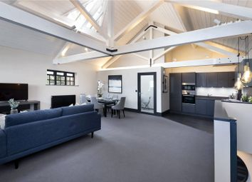 Thumbnail 1 bed flat for sale in The Old Power Station, The Slade, Tonbridge, Kent