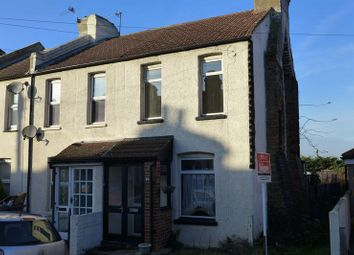 Thumbnail 3 bedroom end terrace house to rent in Carlisle Road, Dartford