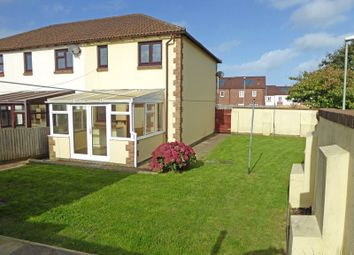 Thumbnail 3 bedroom end terrace house to rent in Meadow View, Holsworthy