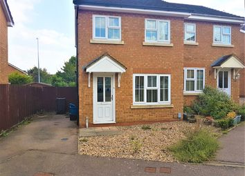 Thumbnail 2 bed semi-detached house for sale in Jackdaw Close, Stevenage
