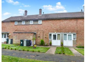 Thumbnail 2 bed terraced house for sale in Manor Road, Tattershall