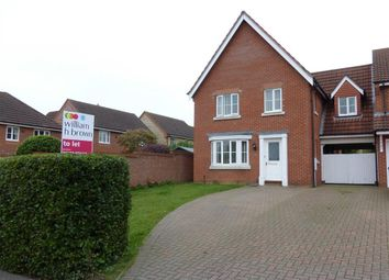 Thumbnail 5 bed property to rent in Dunlop Road, Dereham