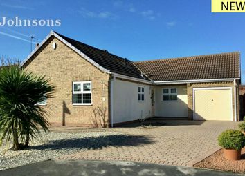 Thumbnail 2 bed detached bungalow for sale in Cromford Close, Cantley, Doncaster.