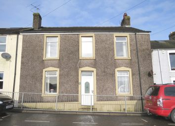 Thumbnail 3 bed terraced house for sale in Arlecdon Parks Road, Frizington, Cumbria