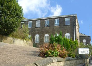 Thumbnail 2 bedroom flat for sale in Riverside Court, Woodhead Road, Holmbridge, Holmfirth, West Yorkshire