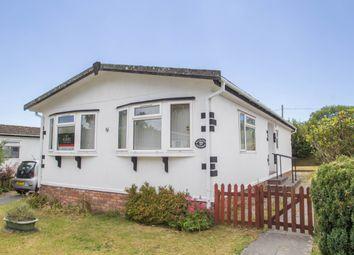 2 bed mobile/park home for sale in Moorshop, Tavistock PL19