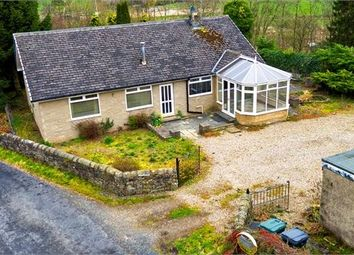 Thumbnail 3 bed detached bungalow for sale in Hillcrest, Greenhead, Cumbria.