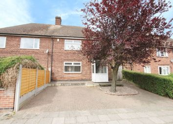 Thumbnail 3 bed semi-detached house for sale in Wentworth Road, Chilwell, Nottingham