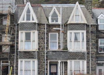 Thumbnail 8 bed terraced house for sale in Park Road, Barmouth
