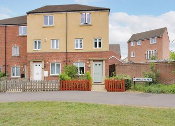 Thumbnail 4 bedroom end terrace house for sale in Catherines Walk, East Anton, Andover