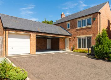 Thumbnail 4 bed detached house for sale in St Joseph's Close, Killingworth Village, Newcastle Upon Tyne