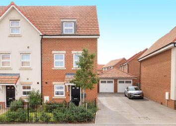 Thumbnail 4 bed semi-detached house for sale in Chapman Drive, Binfield, Bracknell, Berkshire