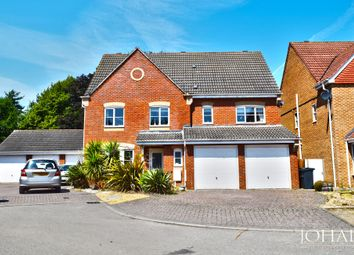 Thumbnail 7 bed detached house for sale in Wetherby Close, Leicester