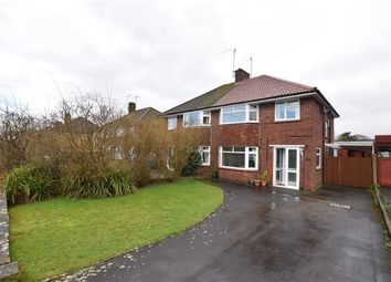 Thumbnail 3 bed semi-detached house for sale in Beeches Road, Charlton Kings, Cheltenham