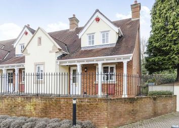 Thumbnail 2 bed terraced house for sale in Worthy Road, Winchester