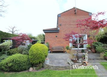 Thumbnail 4 bedroom end terrace house for sale in Neagle Close, Borehamwood, Hertfordshire