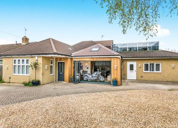 Thumbnail 5 bed detached bungalow for sale in Bath Road, Longwell Green, Bristol