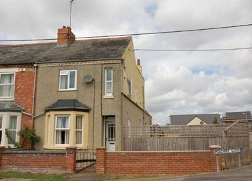 Thumbnail 2 bed end terrace house for sale in Kettering Road, Walgrave, Northampton