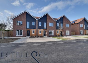 Thumbnail 3 bed end terrace house for sale in Newbiggen Street, Thaxted, Dunmow